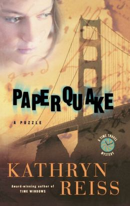 PaperQuake: A Puzzle (Time Travel Mystery Series)