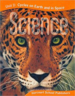 Harcourt Science: Student Edition Unit Book D Grade 5 2006