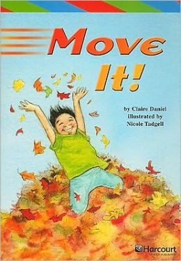 Harcourt School Publishers Storytown: Ell Rdr Move It! G5 Stry 08