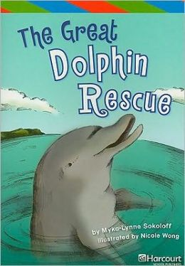 Storytown: Ell Rdr Great Dolphin Rescue G5 Stry 08