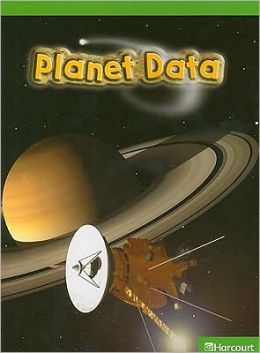 Harcourt Science: Ab-Lv Rdr Planet Data G5 Sci 09