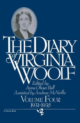 The Diary of Virginia Woolf, Volume Four: 1931-1935
