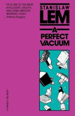 A Perfect Vacuum