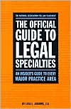 The\Official Guide to Legal Specialities
