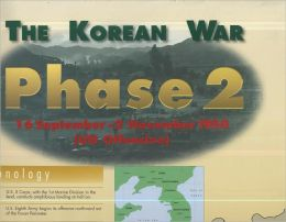 Korean War Phase 2: 16 September - 2 November 1950 (UN Offensive)