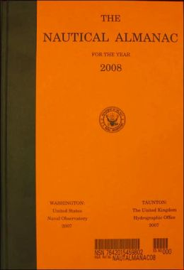 Nautical Almanac for the Year 2008