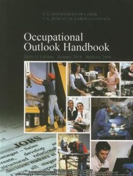Occupational Outlook Handbook 2010-2011 (Paperback)