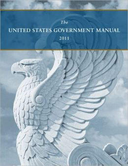 United States Government Manual 2011