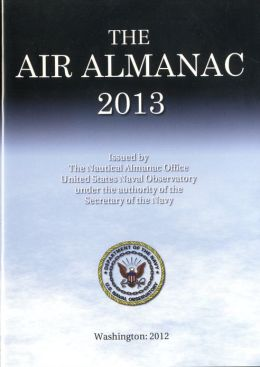 The Air Almanac 2013