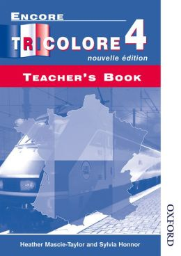 Encore Tricolore 4 Nouvelle Edition Teacher's Book