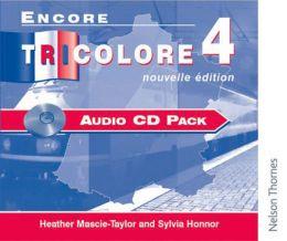 Encore Tricolore Nouvelle 4 Audio CD Pack (x10)