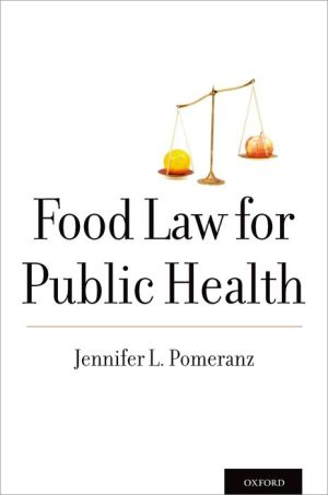 Food Law for Public Health