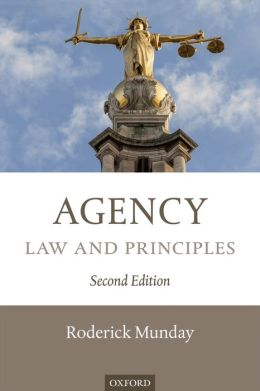 Agency: Law and Principles