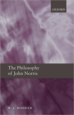 The Philosophy of John Norris