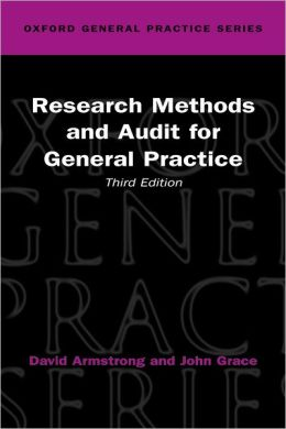 Research Methods and Audit for General Practice