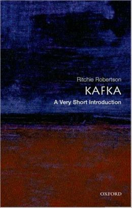 Kafka: A Very Short Introduction (A Very Short Introductions Series)