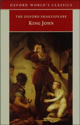 King John - Oxford Shakespeare