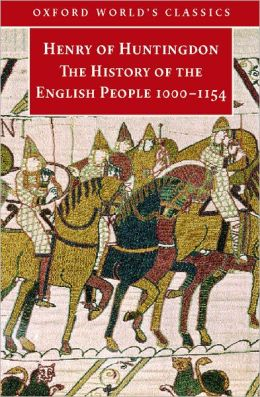 The History of the English People, 1000-1154
