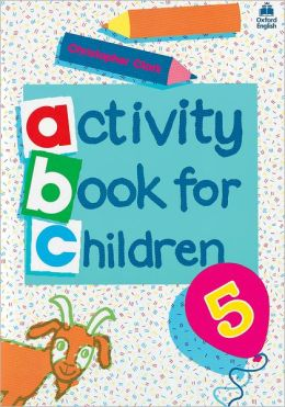 Activity Books for Children
