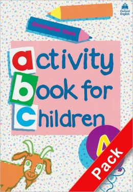 Oxford Activity Books for Children: Cards Pack B (Books 4-6)