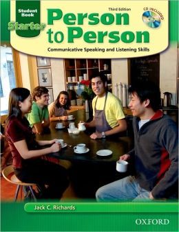 Person to Person: Audio CD