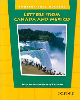 Content Area Readers: Letters from Canada and Mexico