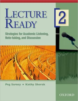 Lecture Ready Student Book 2: Student Book 2