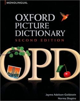 Basic Oxford Picture Dictionary: English/Haitian Creole