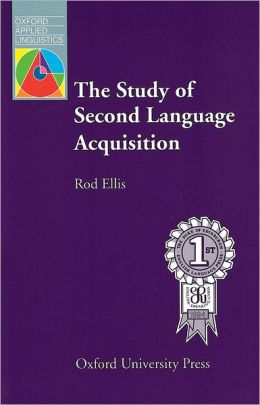 Study of Second Language Acquisition