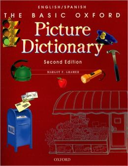 The Basic Oxford Picture Dictionary English-Spanish