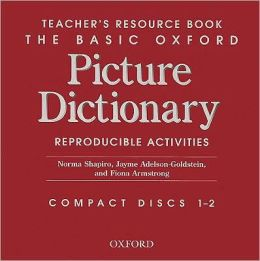 The Basic Oxford Picture Dictionary Teacher's Resource Book Audio CDs
