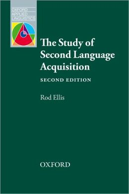 The Study of Second Language Acquisitions