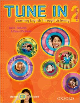 Tune In 2 Student Book with Student CD: Learning English Through Listening