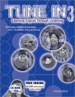 Tune in 3 Teacher's Book: Learning English Through Listening