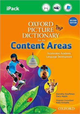 Oxford Picture Dictionary for the Content Areas iPack (single user version)