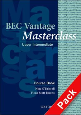 BEC Vantage MasterClass Workbook and AUdio CD Pack (with key)