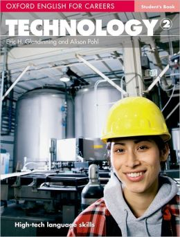 Oxford English for Careers: Technology 2: Technology 2: Student's Book
