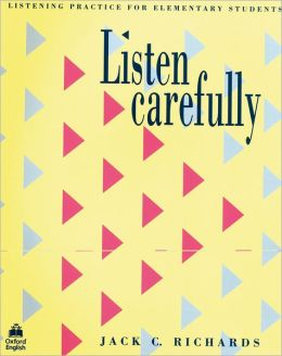 Listen Carefully Listening Practice for Elementary Student