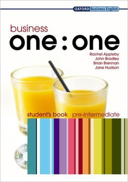 Business one:one Pre-intermediate: Student's Book Pack