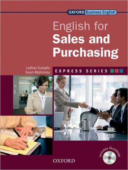 English for Sales & Purchasing [With CDROM]