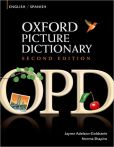 Book Cover Image. Title: Oxford Picture Dictionary English-Spanish:  Bilingual Dictionary for Spanish speaking teenage and adult students of English, Author: Jayme Adelson-Goldstein