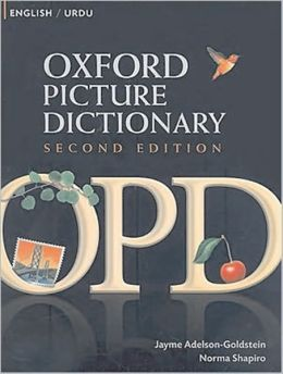 Oxford Picture Dictionary English-Urdu: Bilingual Dictionary for Urdu speaking teenage and adult students of English