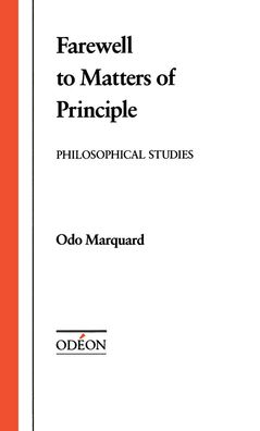 Farewell to Matters of Principle: Philosophical Studies