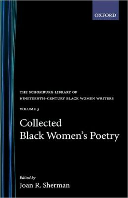 Collected Black Women's Poetry
