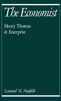 The Economist: Henry Thoreau and Enterprise