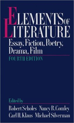 elements of literature essay fiction poetry drama film Browse and read elements of literature essay fiction poetry drama film elements of literature essay fiction poetry drama film will reading habit influence your life.