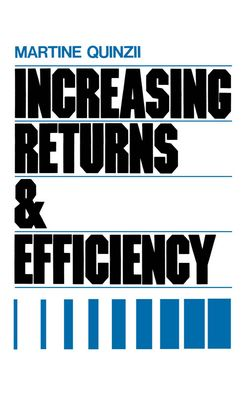 Increasing Returns and Efficiency