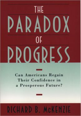 The Paradox of Progress: Can Americans Regain Their Confidence in a Prosperous Future?
