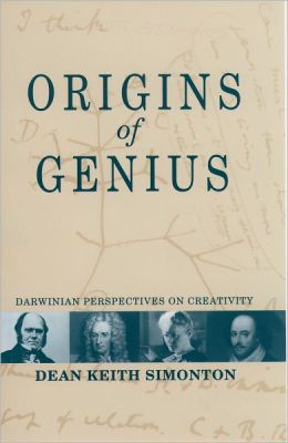 Origins of Genius: Darwinian Perspectives on Creativity