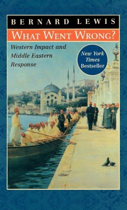 What Went Wrong?: Western Impact and Middle Eastern Response